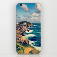 Lost Coast  iPhone & iPod Skin