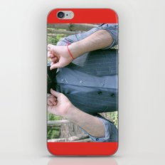 The Red String iPhone & iPod Skin