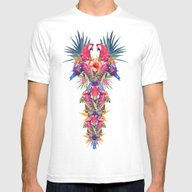 T-shirt featuring Parrot Kingdom by Eleaxart