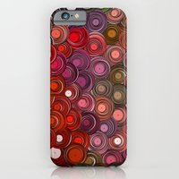 iPhone & iPod Case featuring Buttons by Atomic Rodeo