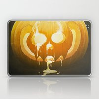 Pumpkin II. Laptop & iPad Skin