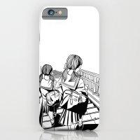 Japanese School Girls  iPhone 6 Slim Case