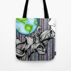 Earthling Tote Bag