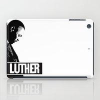 Luther - Idris Elba iPad Case
