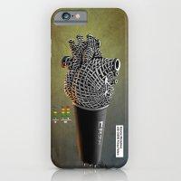 CRZN Dynamic Microphone - 003 iPhone 6 Slim Case
