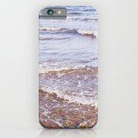 Retro Beach. Waves iPhone 6 Slim Case