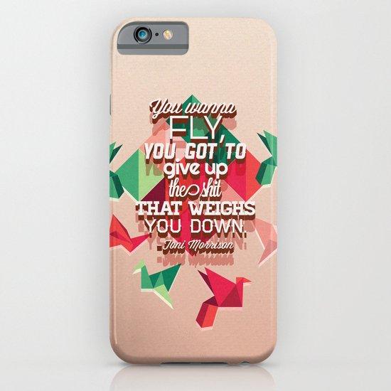 toni morrison  iPhone & iPod Case
