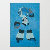 Mighty No. 9 Canvas Print