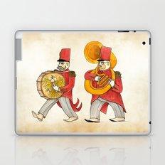López, bass drum Laptop & iPad Skin