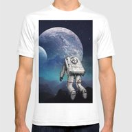 T-shirt featuring Searching Home by Seamless