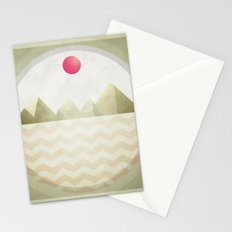 Pinked Sands Stationery Cards