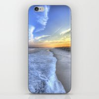 Atlantic Sunset iPhone & iPod Skin