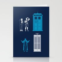 This is Not My Time Machine Stationery Cards