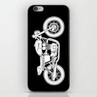 Triumph Bonneville - Caf… iPhone & iPod Skin