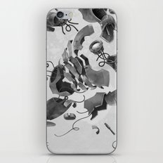 dis MAN tled option iPhone & iPod Skin
