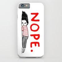 Nope iPhone 6 Slim Case