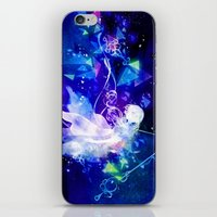 ANIME: THE POETRY OF THE SOUL II iPhone & iPod Skin