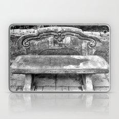 Lone Bench Laptop & iPad Skin
