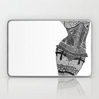 La Femme 01 Laptop & iPad Skin
