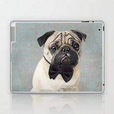 Mr Pug Laptop & iPad Skin