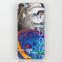Giant Leap Collage iPhone & iPod Skin