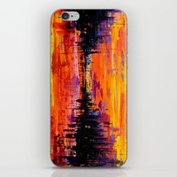 Northwoods Sunset iPhone & iPod Skin