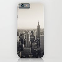 iPhone & iPod Case featuring another Empire State Building shot by Thomas Richter