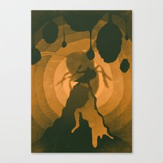 Into The Hive Canvas Print