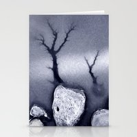 Ice Forest #5 Stationery Cards