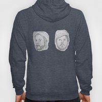 Modest Beards Hoody