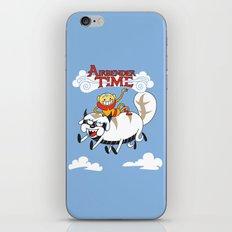 Airbender Time iPhone & iPod Skin