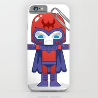 iPhone & iPod Case featuring MAGNETO ROBOTIC by We are Robotic