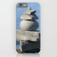 Stone On Stone,  Tranqui… iPhone 6 Slim Case