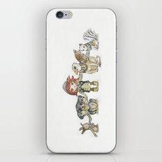 Holiday iPhone & iPod Skin