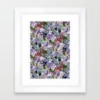 GARDEN DREAMS Framed Art Print