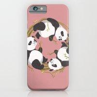 Panda dreams iPhone 6 Slim Case