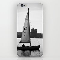 Sailboat iPhone & iPod Skin