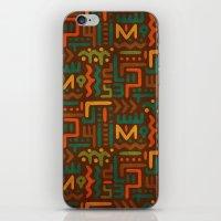 African iPhone & iPod Skin