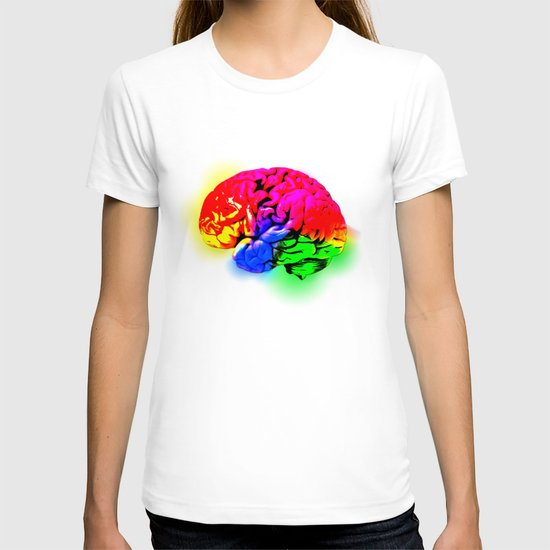 BRAIN SATURATE T-shirt