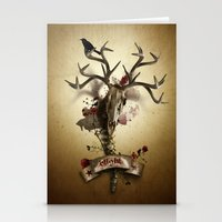 Blight Stationery Cards