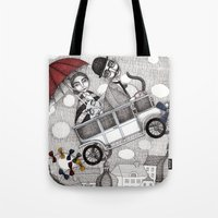 Going on Holiday Tote Bag