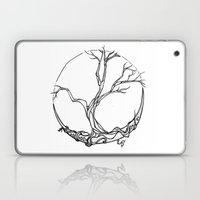Moon tree Laptop & iPad Skin