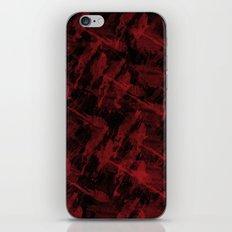 ABS_Dark_#1 iPhone & iPod Skin