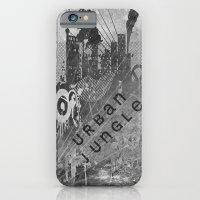 Urban Jungle iPhone 6 Slim Case