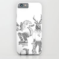 F*** your christmas iPhone 6 Slim Case