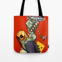 All Hallows March Tote Bag