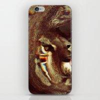 Lick iPhone & iPod Skin