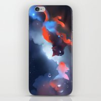 Over The Rainbow iPhone & iPod Skin