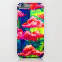 iPhone & iPod Case featuring Candy Clouds by Tyler Resty
