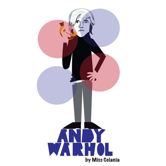 Warhol Art Print